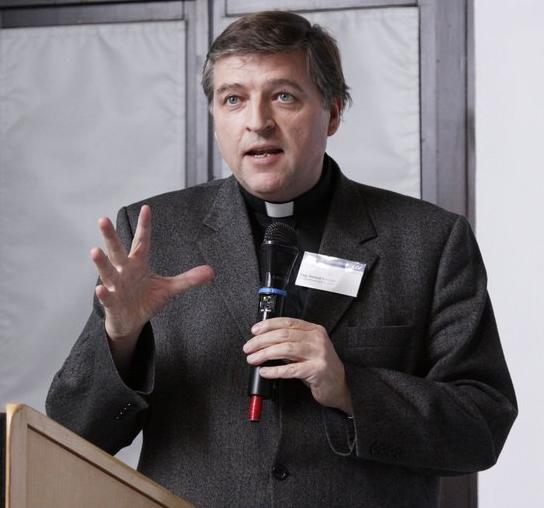 Rev. Helmut Schueller