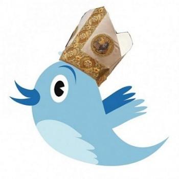 Pope twitter
