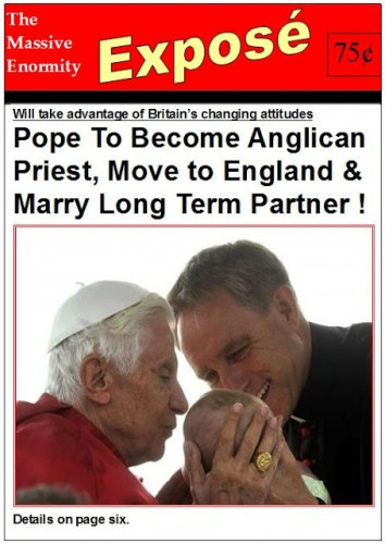 pope to marry Georg
