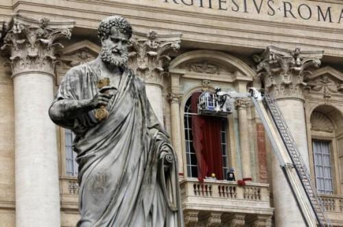 POPE-SUCCESSION/START