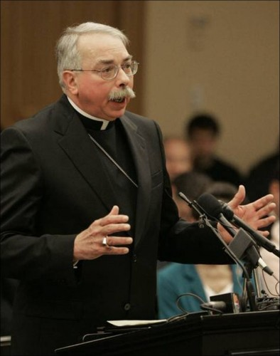 bishop with the porn mustache