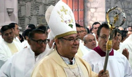 Bishop Gonzalo Galvan Castillo