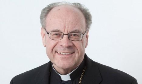 Bishop Vitus Huondor