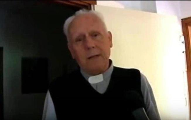Father Gino Flaim