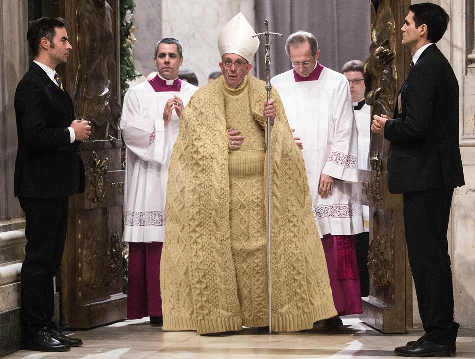 Sweater Vestments