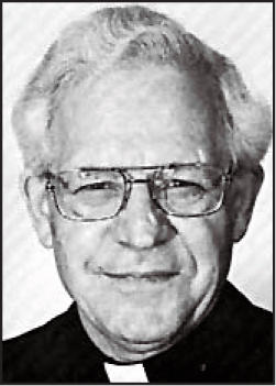 FILE PHOTO 2005 - File photo of Rev. David. A. Roney from 3 Oct. 2005 article in the West Central Tribune of Willmar.
