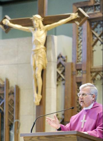 Monsignor Richard Colletti
