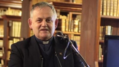 Msgr Hugh Connolly