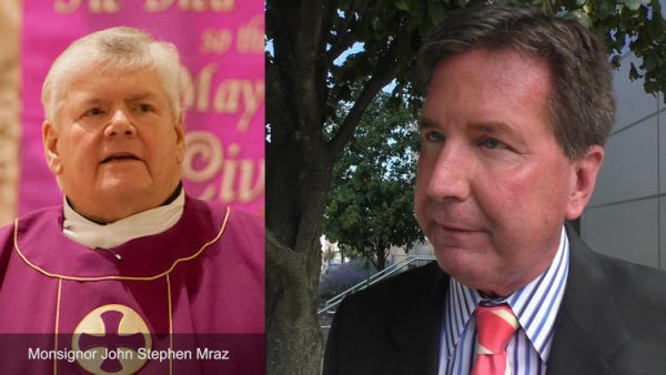 Monsignor John Stephen Mraz