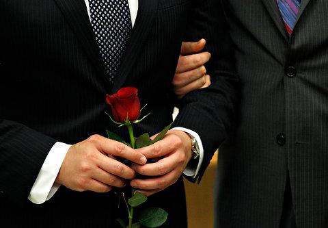 husband & husband