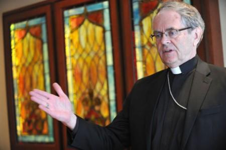 Bishop George Leo Thomas