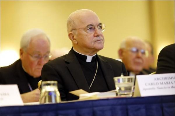 Archbishop Carlo Maria Vigano