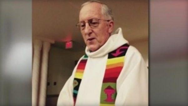 Missing priest Father Rene Robert.