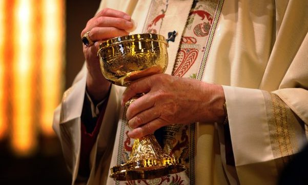 'Part of my concern with the current royal commission on the institutional sexual abuse of minors is that we may in the end gain justice for the victims but they will be denied healing,' the Melbourne priest's homily says.