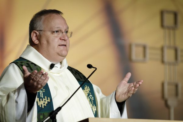 Catholic Health Assembly Philadelphia 2012. IN THIS PHOTO: Monday morning