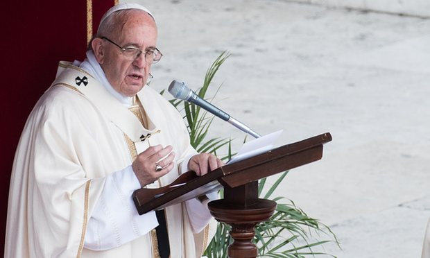 Pope Francis. Many have long accused bishops of simply moving priests accused of abuse to another parish, rather than report them to police or church authorities.