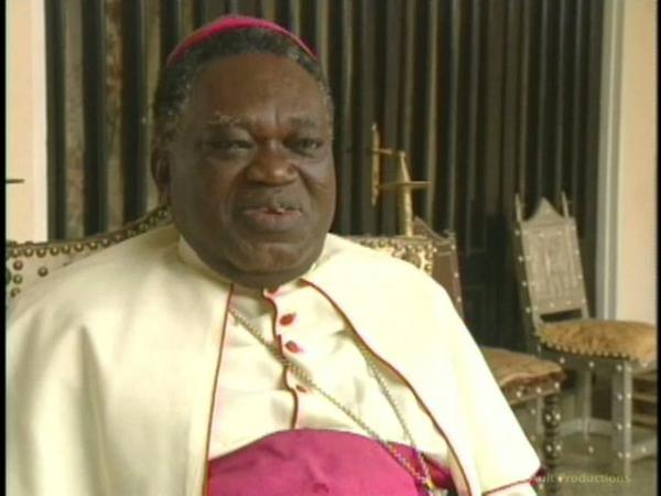 Most Reverend Peter Akwasi Sarpong