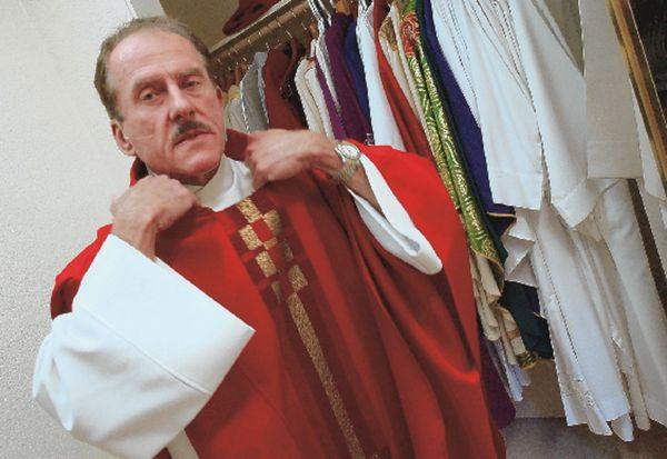 Monsignor Larry McGovern