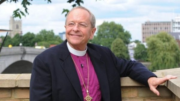 Gene Robinson is considered the first openly gay bishop in the Anglican world