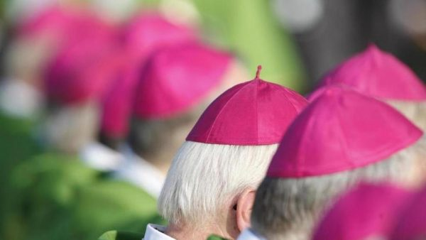 """Francis to newly-appointed bishops: """"The world is tired of dishonest charmers, fashionable priests and leaders of pointless crusades"""""""