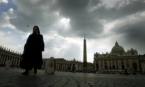 Italy earlier this year legalized civil unions, angering the Vatican.